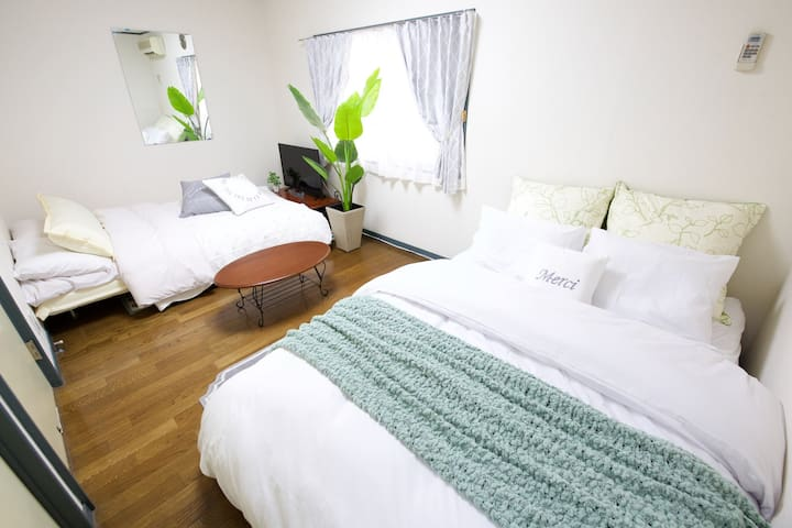 Shinagawa area!Nearest sta 5 min walk only! AS671