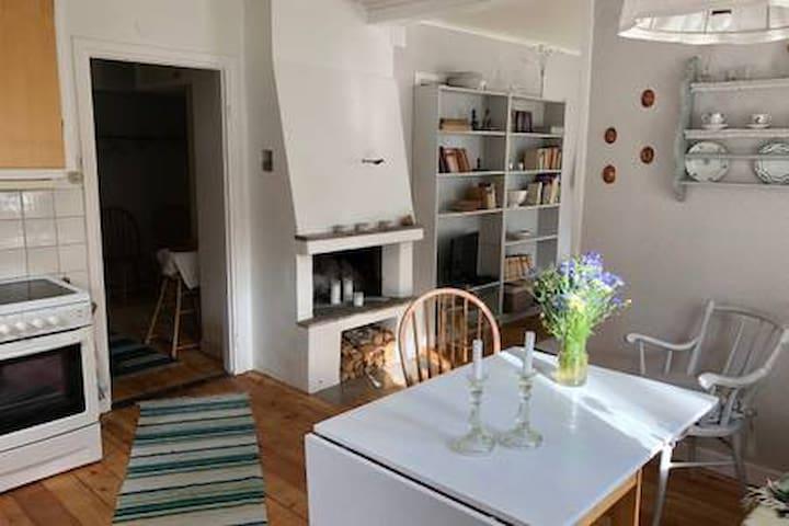 Rum Almedalen -15 min från Visby