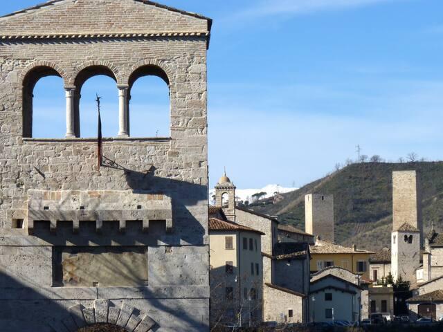 B&B Tufilla 1 - Ascoli Piceno