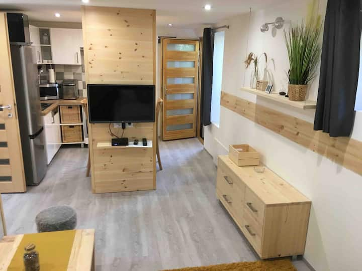 Modern Apartman Deluxe