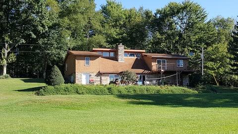 Raspberry Retreat House Clymer Pennsylvania