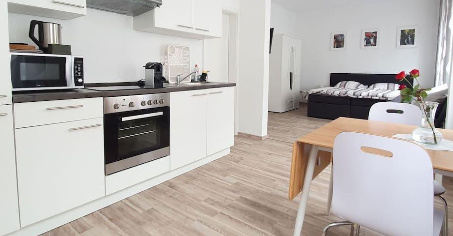 Modernes Design-Appartement im Herzen von Triberg