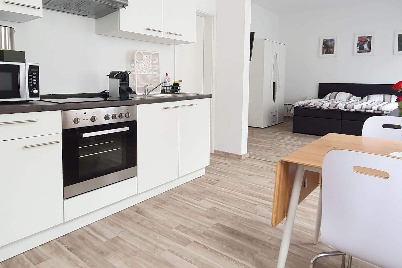 Modern design apartment in the heart of Triberg
