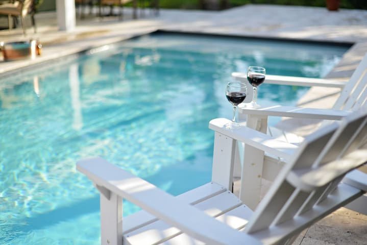 Paradise Found II Heated Pool - Fort Lauderdale - Dům