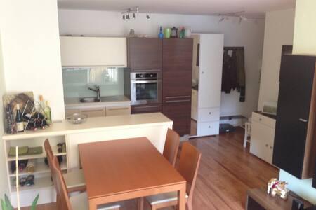 Zentrale 2-Zimmer Wohnung - Salisburgo - Appartamento