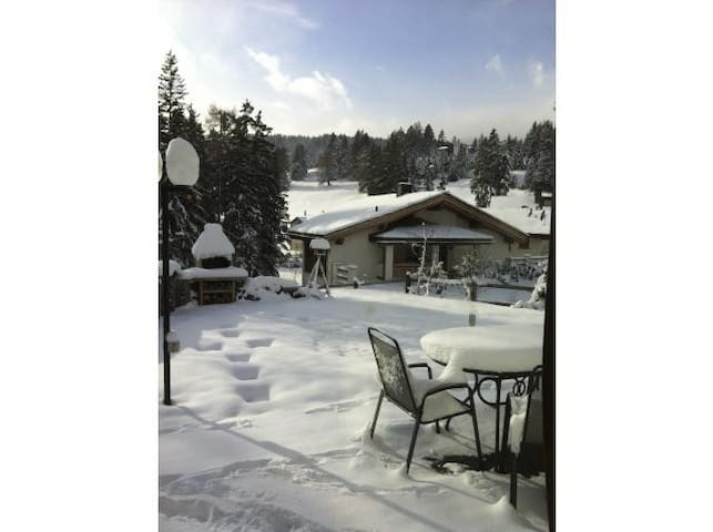 3.5 Bedrooms 200m from ski-lift - Lenzerheide