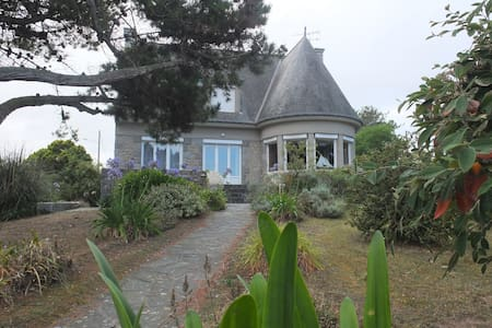 Beautiful house with sea views 50M from beach! - Fréhel