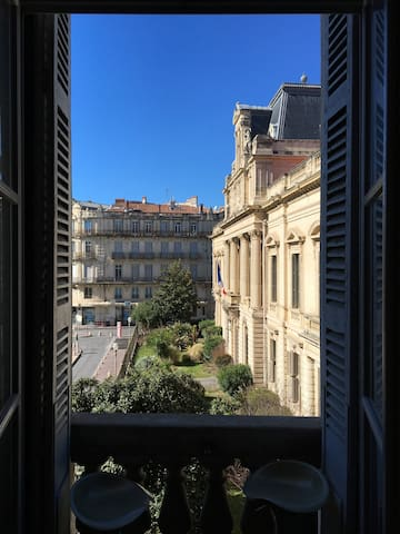 Charming appartment with view, 50m² - Montpeller - Pis
