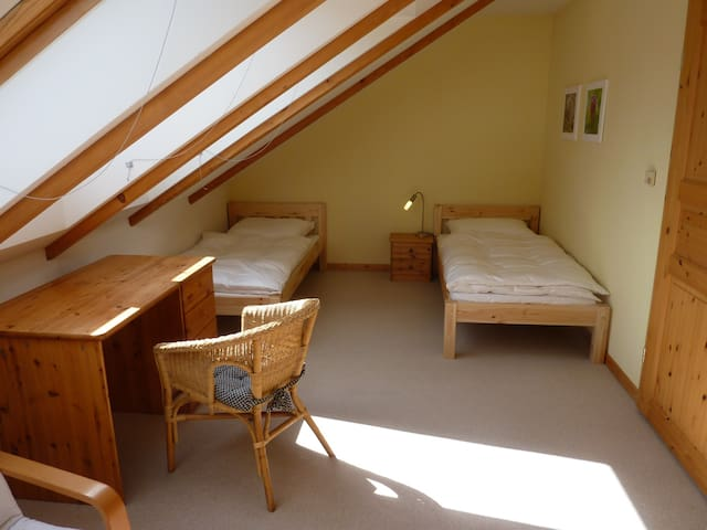 Cosy bright private room - Hamburg - Dom