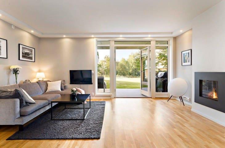 Apartment in Fornebu's most attractive area