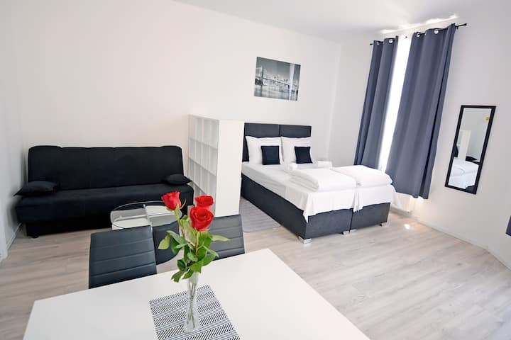Virtus 5, close to city center, long stay discount