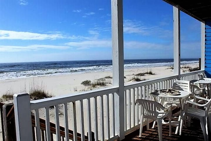Beachfront Retreat! Reduced Rates! - Gulf Shores - Stadswoning