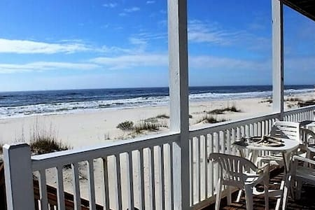 Beachfront Retreat! Reduced Rates! - Gulf Shores - 连栋住宅