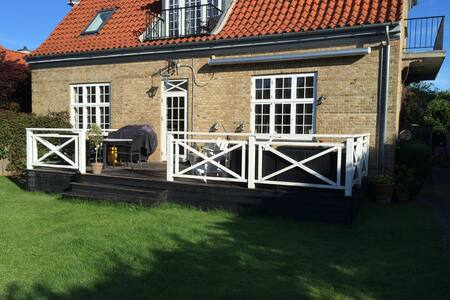 Cosy patricia villa near Copenhagen