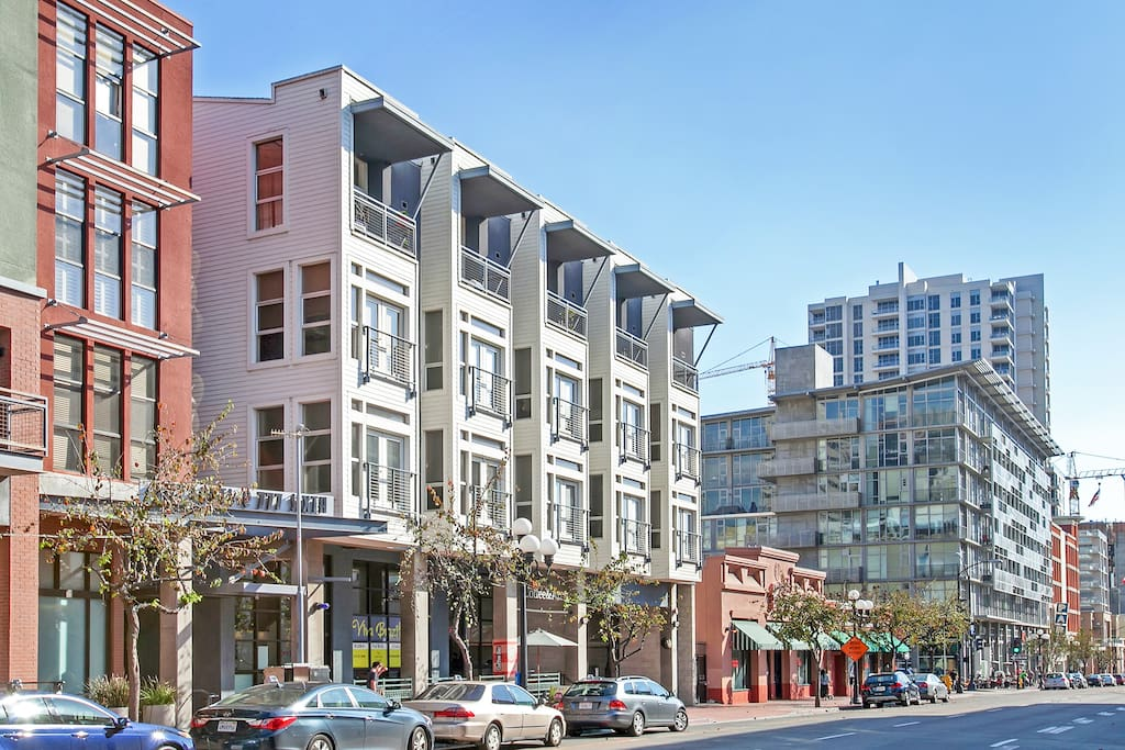 Welcome to San Diego! Your rental is professionally managed by TurnKey Vacation Rentals.