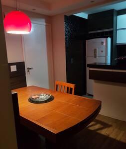 SJC - Apartamento Totalmente Mobiliado (net 200MB)