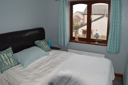Beautiful Cumbria Coast-Double Room - Askam-in-Furness - House