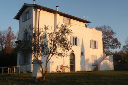 Casale Lunaspina -Appartamento Bianco - Civitella San Paolo - Wohnung