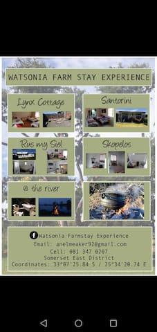 WATSONIA Farm Stay Experience,  Truely Karoo