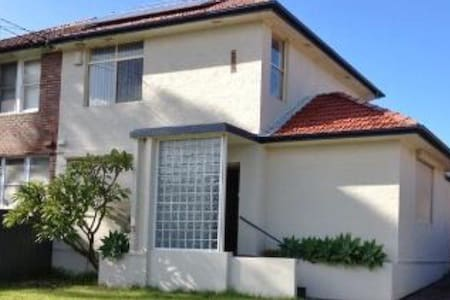 Sunny room close to UNSW&beaches - Matraville
