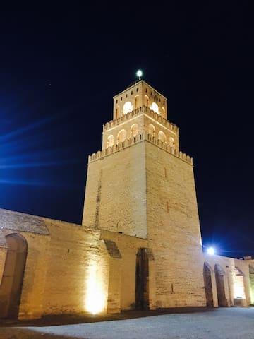 Chambres d'hôtes Bed&Breakfast Kairouan