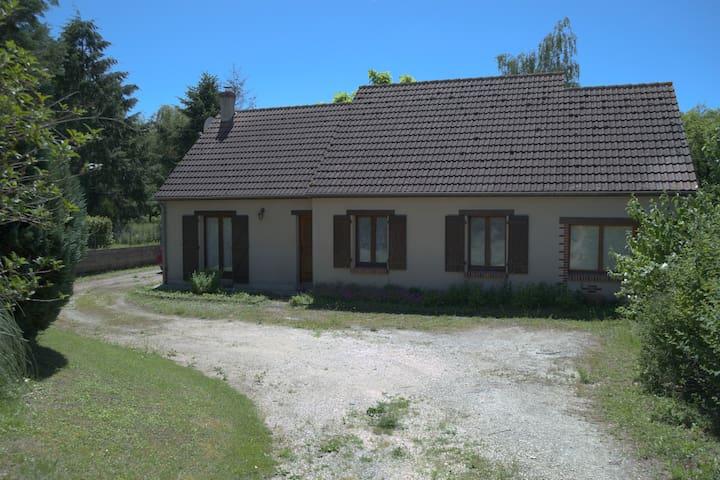 La maison des Châteaux