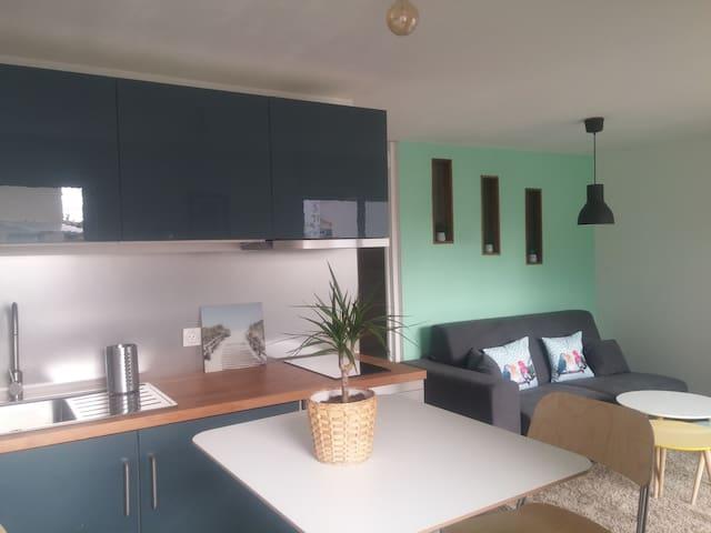 Appartement Neuf cosy à 5 kms de capbreton
