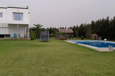 Villa en pleine nature