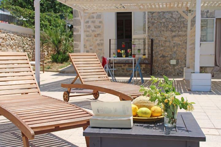 La terrazza sugli ulivi - Verdese loft