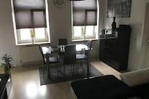 Moderne City Wohnung im schönen Schloßchemnitz
