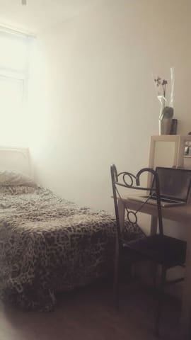 Stockwell(Vic line) single room-£18 - Londres - Casa