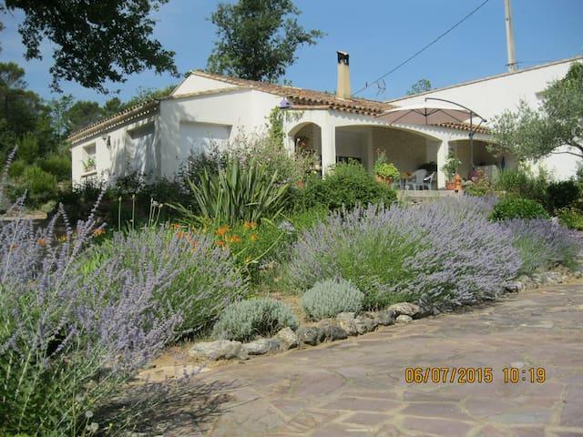 En Provence dans notre maison - Salernes - Casa