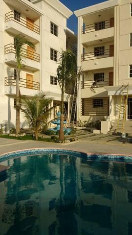 Vivy Mitchell 2018 appartement hôtel 2 chambres