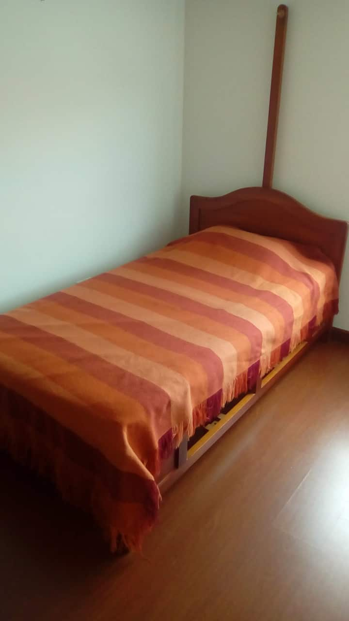 Good quality room in best place in Tunja
