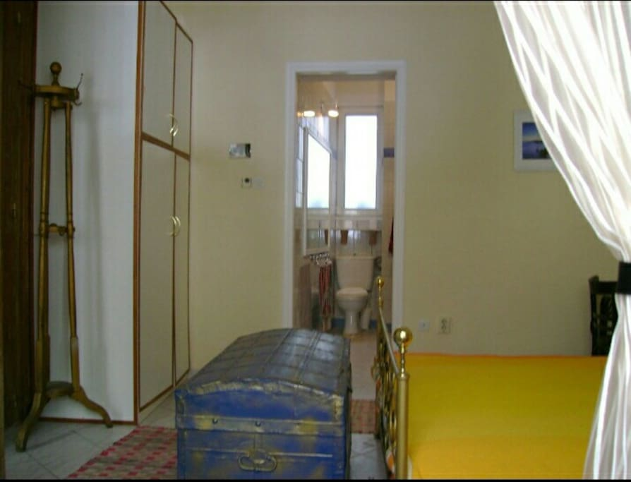 Bedroom 1 (bathroom)