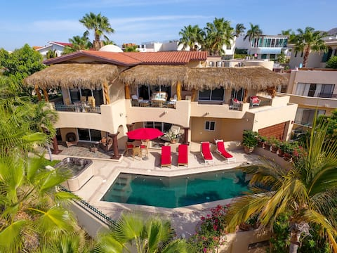 "Casa Leon **As seen on HGTV's ""Mexico Life""**"