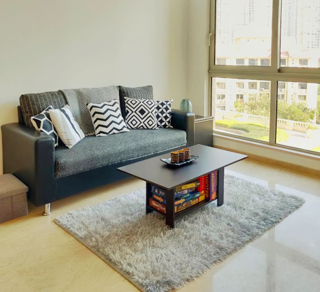 A Quiet Room in the Heart of Powai