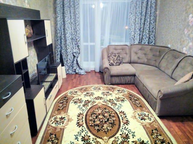 Уютная 2к с новым ремонтом - Екатеринбург - Apartment