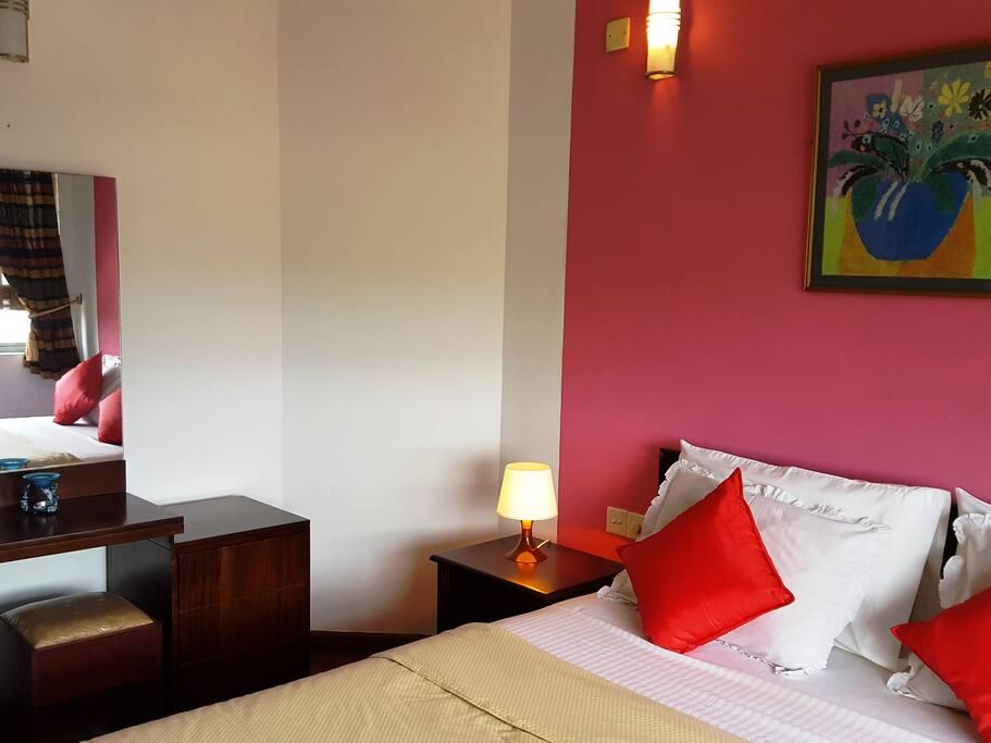 Bedroom #1 View 2
