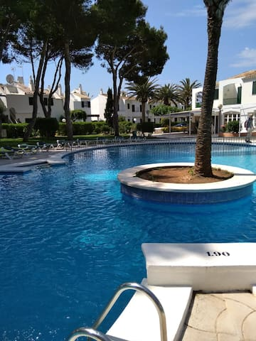 Apartamento junto playas Calan Bosc- Son Xoriguer