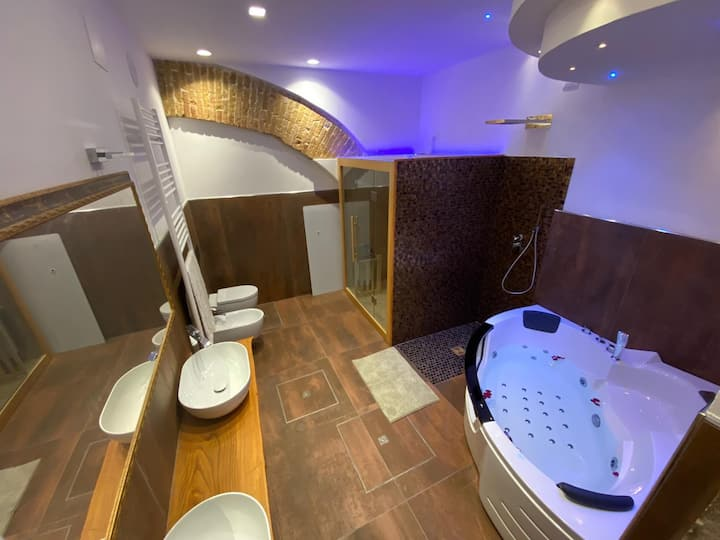 Giorgiapartaments Bronze exclusive and Luxury SPA