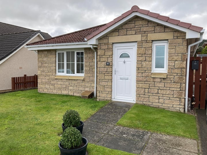 Three Bedroom Bungalow in Culloden, Inverness
