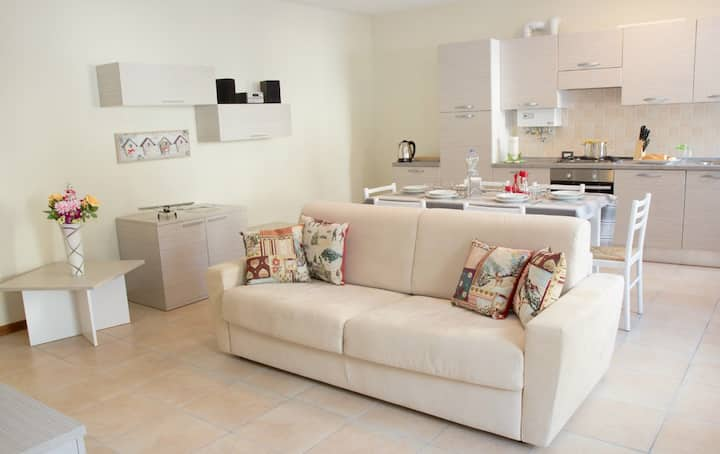 Piana - Lovely flat overlooking the mountains