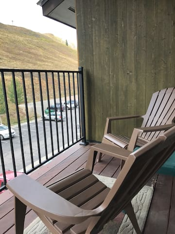 2 bedroom condo located close to lifts !