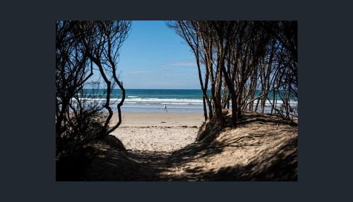 Beachfront Family Home