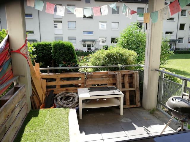Wunderschöne Wohnung und Zimmer im Herzen von Köln