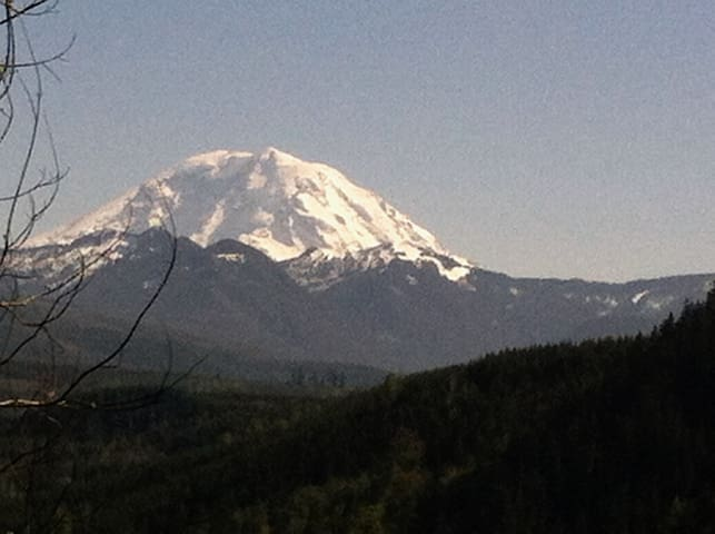 Near Mount Rainier!!! - Puyallup