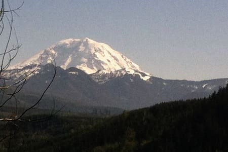 Near Mount Rainier!!! - Puyallup - Ház
