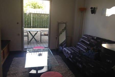 studio près du centre ville et 5 min de la gare - Aix-les-Bains - Apartment