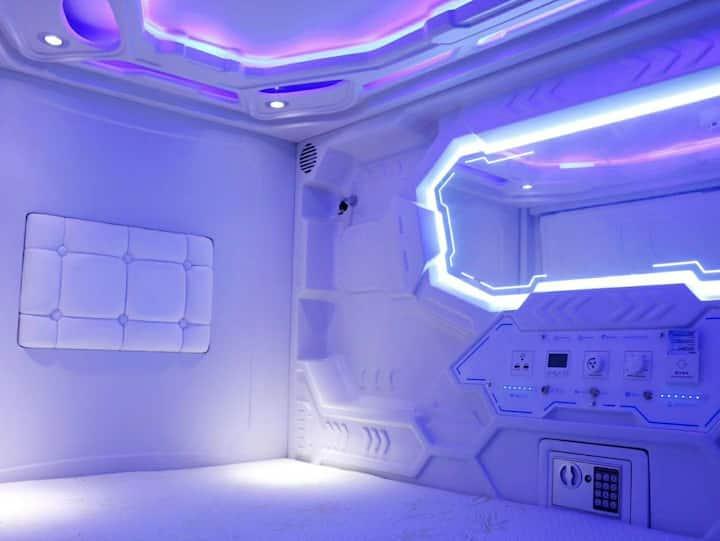 青旅胶囊太空舱酒店20